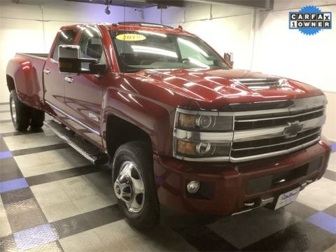 Pre-Owned 2019 Chevrolet Silverado 3500HD High Country